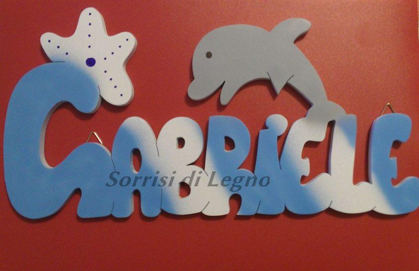 Nome-Gabriele-con-delfino