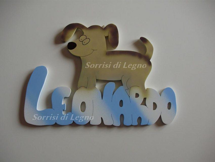 Nome-Leonardo-azzurro