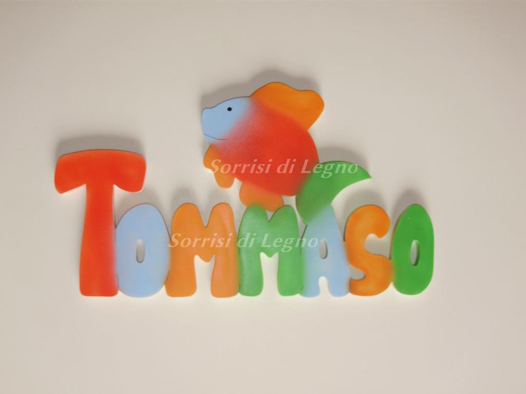 Nome-Tommaso-arcobaleno