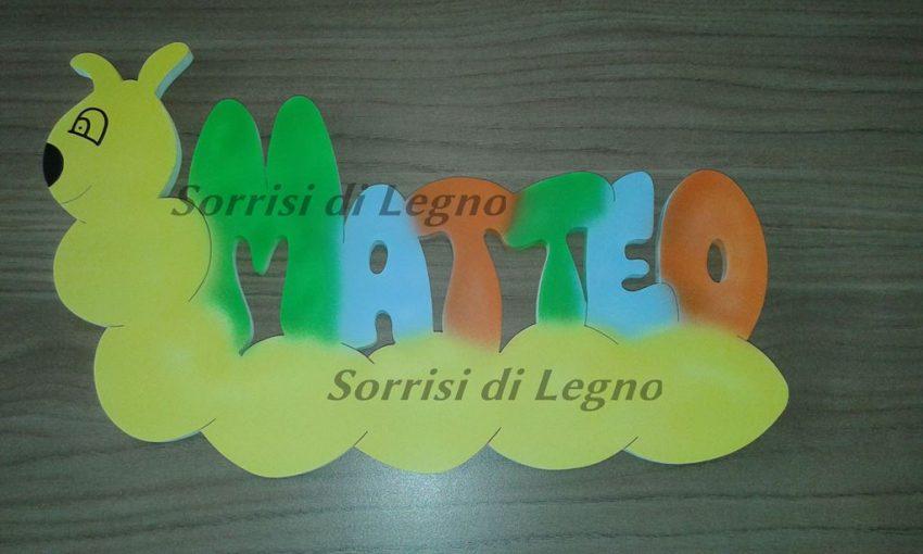 Nome-Matteo-personalizzato