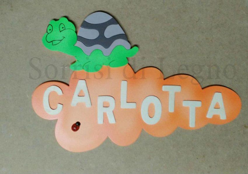 Nome-Carlotta-su-nuvoletta-con-tartaruga-1